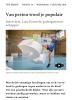 Foto De Hilt in artikel over pesten in Volkskrant