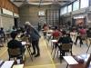 Examens zijn begonnen